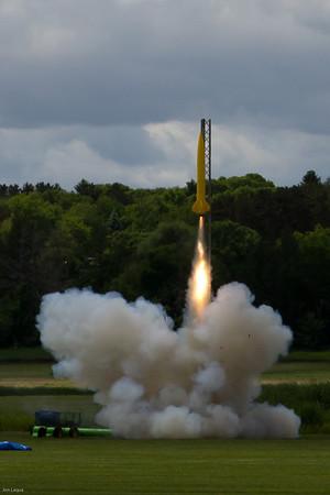 HPR June 11 Launch