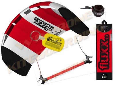 HQ Fluxx Foil Power Trainer Kite