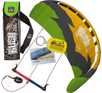 HQ Rush Pro V Trainer Foil Power Kite