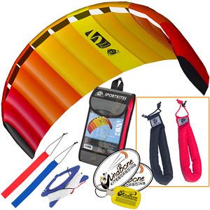 HQ Symphony Beach III Foil Kites