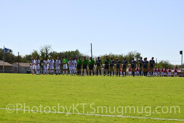 HSU vs Howard Payne Soccer