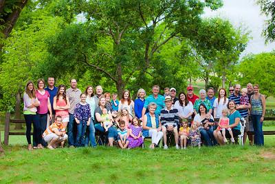 Hageman & Parson Families
