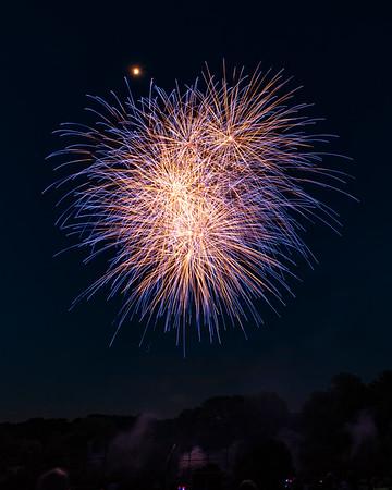 6-25-17 Hagley Museum Fireworks