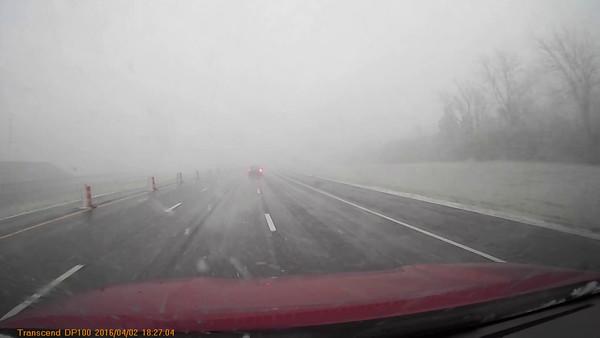 Hail Storm Ohio
