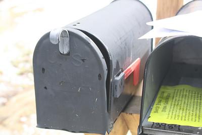 poor mailbox didn't even make it!