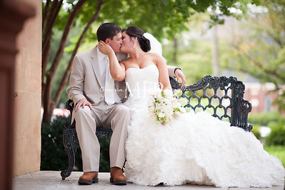 Haley and Brad Wedding