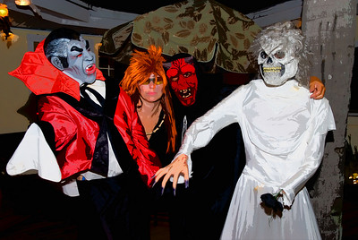 Here's some photos of Haleyween 2007.  Haleyween 2008 promises to be even more fun with witches, a haunted garden & pirates! Check it out on Oct 31, 2008 starting at 6:00. photos by Dara Caudill www.IslandPhotography.org