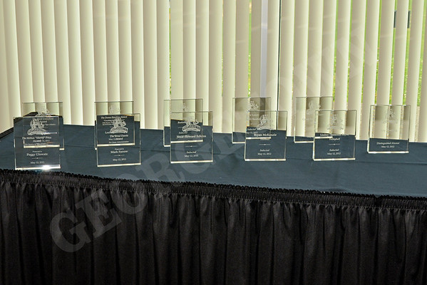 Hall of Fame Banquet 2012