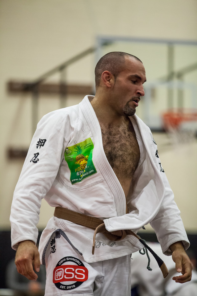 <h3> <font><b> K.C. Thompson, Portland, Oregon </b></font> <br><font> <br><br> K.C. began studying Jiu Jitsu in November 2007 as a way to supplement his Summer activities, including skydiving. He quickly became addicted to the discipline and challenge of Brazilian Jiu Jitsu. After entering his first tournament and getting a Kimura submission in his first match ever, K.C. knew without a doubt this was for him. A new lifestyle was born. <br><br> In January, 2009, K.C. trained under Professor Michael Chapman at Impact Jiu Jitsu earning his Blue Belt. It would be just 2 years later in 2011 that K.C. would earn a bronze medal at the Pan Ams in his Absolute division. During the Bronze Medal match K.C. suffered an injury. He persevered through the pain for 90 long seconds to win the match by points. <br><br> By November of 2011 K.C. had earned his Purple Belt, again under the tutelage of Professor Michael Chapman & Professor Armand Debruge. In 2012 K.C. would return to the Pan Ams. This time he was determined to finish what he started the year prior. He brought home the Gold medal from his division. He would go on to repeat this feat in 2013 to remain the Pan Am Champion. <br><br> In October 2013 K.C. received his Brown Belt from Professor Michael Chapman & Professor Armand Debruge. K.C. is a regular Coach at Impact Jiu Jitsu. He loves sharing the knowledge he has gained and his passion for the art. Most importantly, K.C. believes Jiu Jitsu should be fun. <br><br> Influences: Andre Galvao, Michael Chapman, Chris Haueter, Rigan Machado, Cobrinha, Ricardo Almeida, Armand Debruge, Leandro Lo, Roldolfo Veira,  <br><br> Competition Record: <br> Brown Belt 10/12/13 to TBD <br><br> Purple Belt  <br> 11/19/2011 to 10/12/2013 Finished Purple Belt Rank #1 by IBJJFRankings.com in Purple Belt Senior 1 Medium Heavy and #4 in Purple Belt Senior 1 Open before being promoted to Brown Belt <br>2013 - IBJJF Master/Senior World's Purple Belt Senior 1 Medium Heavy Silver Medal  <br>2013 - Ore