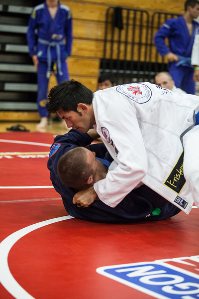 <h3> <font><b> Billy Yi, Gervais, OR  </b></font>  <br> BIO: I started my martial arts journey at the age of 21, at Northwest Martial Arts in Eugene studying under Harald Utterback and Ryan Kelly. My journey came a halt because I chose partying and making poor decisions over my commitment to BJJ. But in 2009 I stumbled into a small gym in Tigard called Next Level MMA, and started training hard in Muay Thai and No Gi BJJ under Coach Greg Thompson and Jeremy Wijers. After a couple of years of training there, the Gi was brought back into my life by New Breeds Eben Kaneshiro and Kurt Shrout, and I started competing. Unfortunately the commute to Next Level was too much and I was forced to relocate. At a tournament I ran into a longtime friend and training partner Professor Ben Baxter, and he informed me of a gym that he and professor James Puopolo owned, Salem Keizer BJJ affiliated with Rafael Lovato Jr and Riberio Jiu-Jitsu. Being so close to home I jumped right on it, and right away they welcomed me with open arms and I had found my home in 2012. They pushed me to compete as a white belt and after taking 1st place in every competition that year, I was promoted to blue belt. I am currently on my 4th stripe as a blue belt and plan on competing this year in local tournaments as well as the 2014 Pan Ams and 2014 Worlds in the Adult division. I am a proud sponsored athlete by Kristen Photos, Max Muscle of Beaverton, and Wilsonville Toyota. I am truly blessed to have the support of my family and BJJ community, and I could not ask for a better Professor, James Puopolo who is a Black Belt Word Champion. My BJJ journey will never end, Thank you Everyone. <br><br> White Belt  <br>2010 1st Place Horizon Cup Gi (Washington)  <br>2010 3rd place United Combat Sports No Gi Tournament  <br>2010 3rd place The Revolution No Gi  <br>2010 3rd place Oregon Open No Gi  <br>2011 3rd place Oregon Open Gi  <br>2011 2nd place Oregon Open No Gi  <br>2012 1st place Sub League Qualifier 2 Gi  <br>