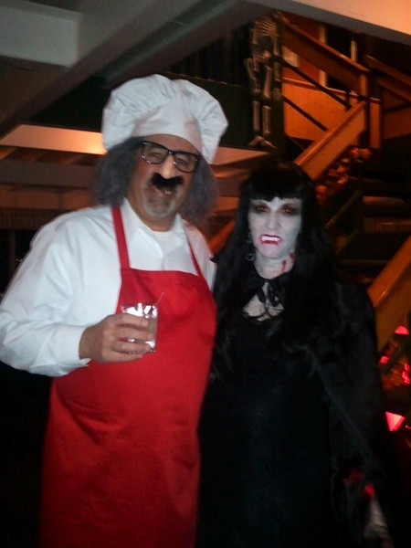 Halloween Ball 2012