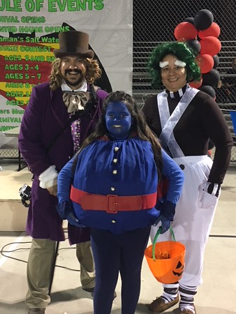 Halloween Carnivals 2017