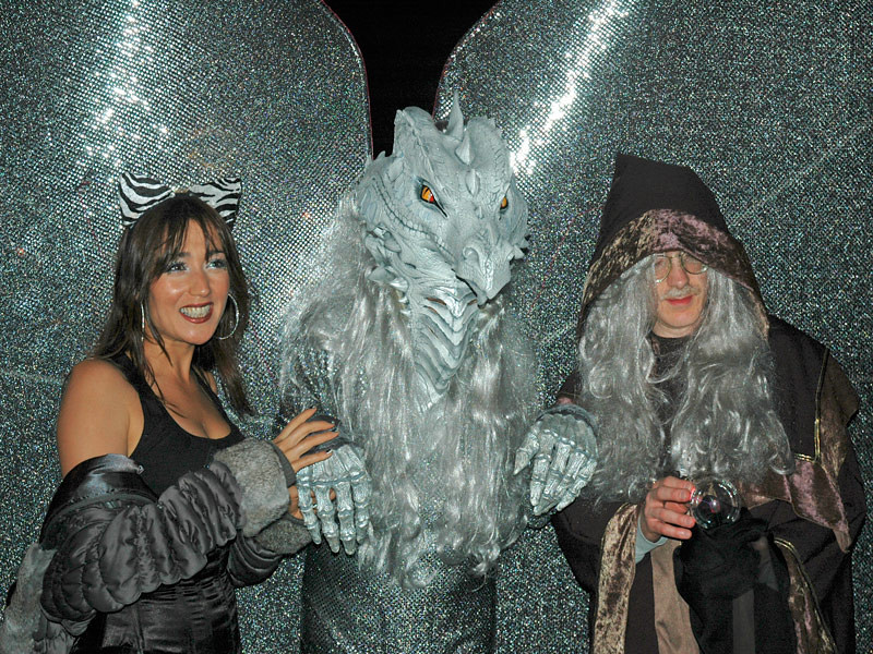 GRIFFIN & FRIENDS - W HOLLYWOOD  2008