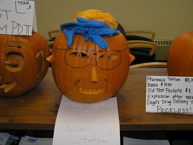 2004 10 30:  Halloween Pumpkins + Costumes