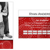 """ruby red"" mommy card<br /> <br /> Perfect for trendy moms and tots alike, mommy cards are a stylish way to share your contact information with the other moms at the park, at preschool, on your child's sports team...you name it! A must have for the play date crowd and oh-so-fun to hand out!<br /> <br /> Mommy cards are sized like a traditional business card, but there is nothing traditional about these designs! All text is customizable and most designs will accommodate between 1-4 pictures so you can choose to use a group shot or show off your kids individually if you'd like). Sold in sets of 100 (trust me, once you start handing these out, you'll see why you needed 100!).<br /> <br /> To order, simply email Jen with your template name, front/back text and picture choice(s).  One round of reviews is complimentary with your order; additional reviews are $15 each."