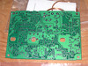 Back side of the MKARS 80 circuit board.