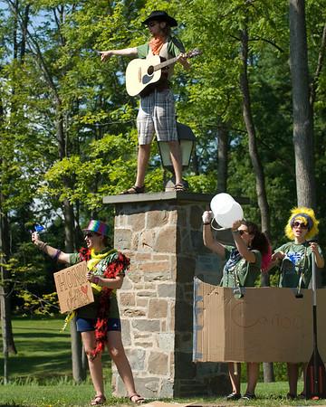 Hamilton College Adirondack Adventure Welcome