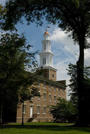 Hamilton College Chapel 8 11 09