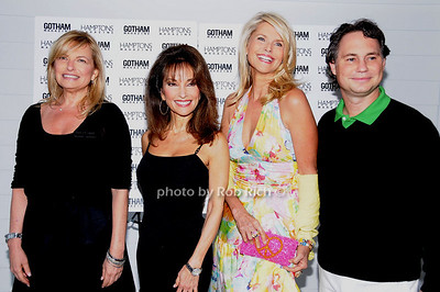 Debra Halpert,Susan Lucci, Christy Brinkley,Jason Binn attends the Hamptons Magazine Memorial Day Party at the Southampton residence of Jason Binn.photo by Rob Rich © 2009 robwayne1@aol.com 516-676-3939