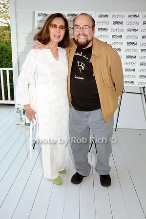 Kedaki Lipton, James Lipton<br /> attends the Hamptons Magazine Memorial Day Party at the Southampton residence of Jason Binn.photo by Rob Rich © 2009 robwayne1@aol.com 516-676-3939