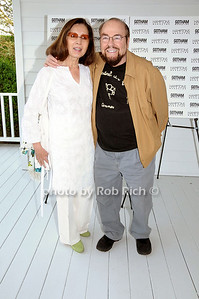Kedaki Lipton, James Lipton attends the Hamptons Magazine Memorial Day Party at the Southampton residence of Jason Binn.photo by Rob Rich © 2009 robwayne1@aol.com 516-676-3939