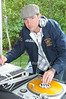 DJ Clockwork<br /> photo by Rob Rich © 2009 robwayne1@aol.com 516-676-3939