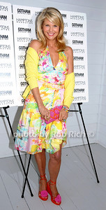 Christy Brinkley  attends the Hamptons Magazine Memorial Day Party at the Southampton residence of Jason Binn.photo by Rob Rich © 2009 robwayne1@aol.com 516-676-3939