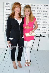 Jill Zarin, Ramona Singer attends the Hamptons Magazine Memorial Day Party at the Southampton residence of Jason Binn.photo by Rob Rich © 2009 robwayne1@aol.com 516-676-3939