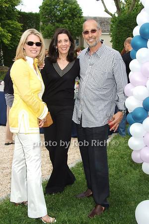 Catherine Nichols, Nancy Mizrahi, Michael Burns photo by Rob Rich © 2008 516-676-3939 robwayne1@aol.com