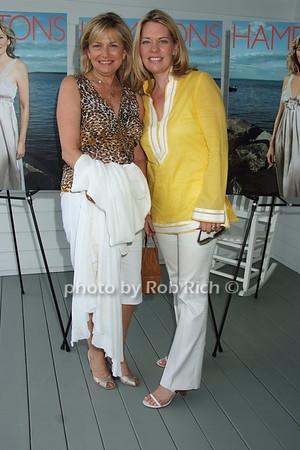 Debra Halpert, Catherine Nichols photo by Rob Rich © 2008 516-676-3939 robwayne1@aol.com