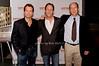 Greg Kinnear, Marc Abraham and Doron Weber<br /> photos by K.Doran for Rob Rich © 2008 516-676-3939 robwayne1@aol.com