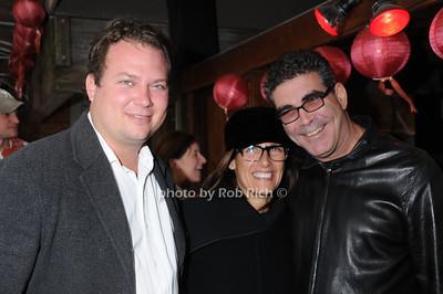 Michael Gluckman, Roxine Brown, Charles Fischler