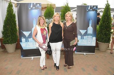 Barbara Bank, Debra Halpert, Gwen Bokine photo by Rob Rich © 2009 robwayne1@aol.com 516-676-3939