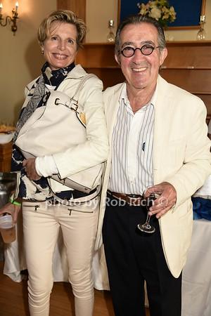 Joan Gruen, John Gruen photo by Rob Rich/SocietyAllure.com © 2015 robwayne1@aol.com 516-676-3939
