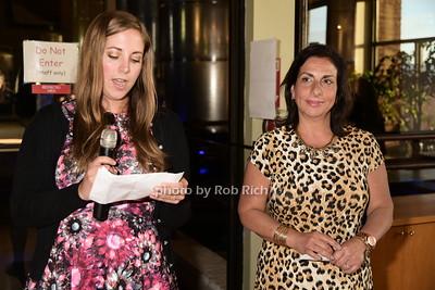 Nicole Barlyski,  Michele Steuete photo by Rob Rich/SocietyAllure.com © 2015 robwayne1@aol.com 516-676-3939