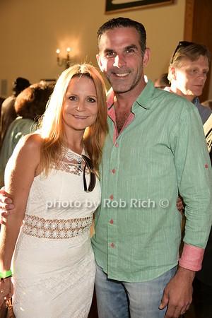 Denise Dean, Chris Dean photo by Rob Rich/SocietyAllure.com © 2015 robwayne1@aol.com 516-676-3939