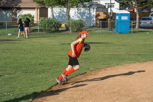 Hanna Softball May 2013
