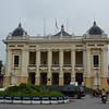 Opera House and roundabout