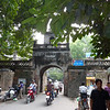 entrance through old city wall