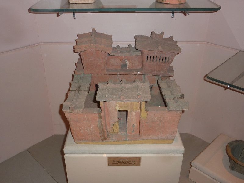 National Museum, terra cotta house