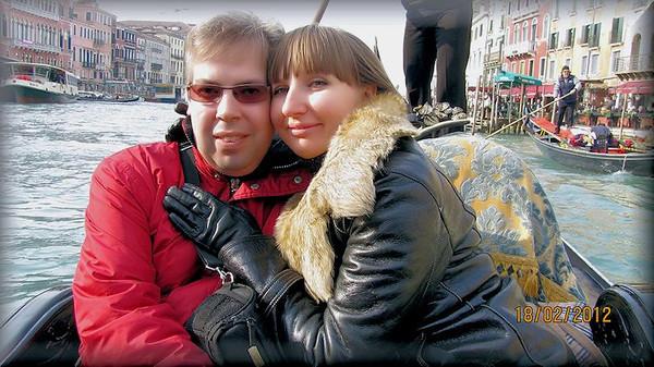 Hans And Sveta Venice Italy Vacation!