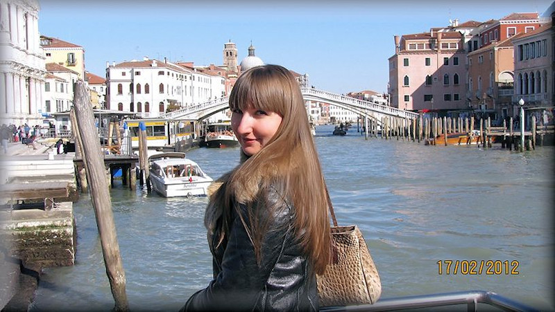 """Hans And Sveta Venice Italy Vacation!<br /> A Belarus Bride Russian Matchmaking Agency For Traditional Men.<br /> <a href=""""http://www.abelarusbride.com"""">http://www.abelarusbride.com</a>"""