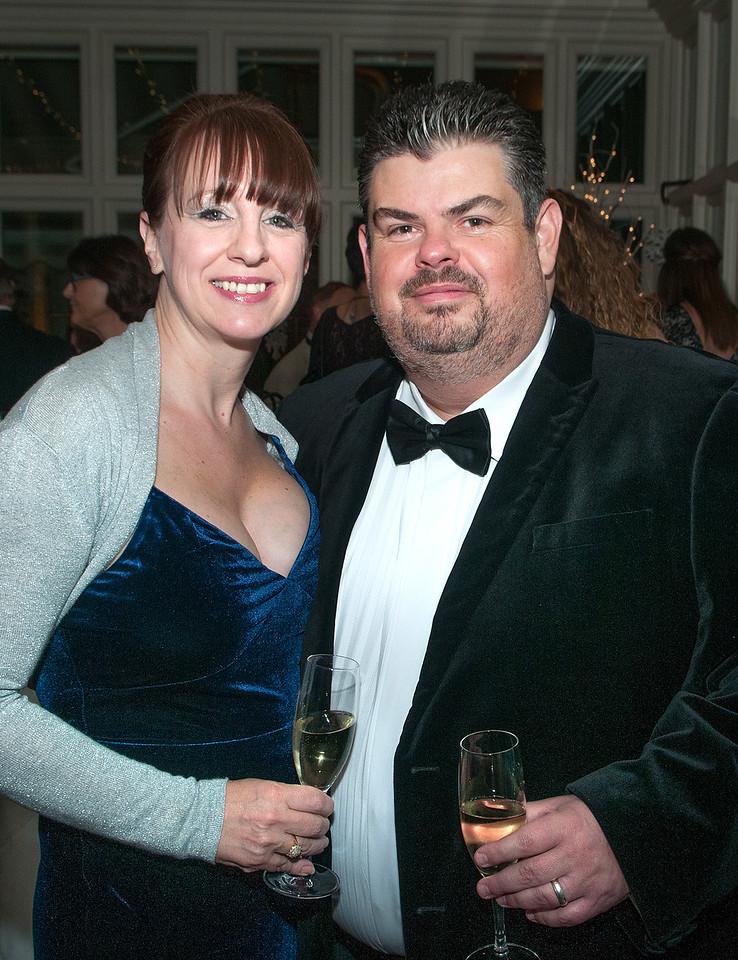 Dawn and Jonathan Adey