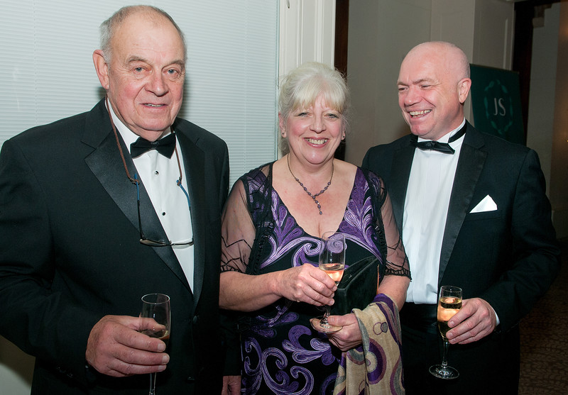 Roy Hunt, Sarah Hunt and Chris Wheeldon
