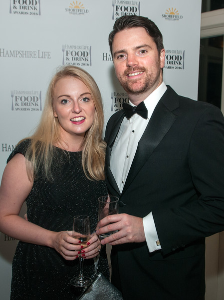 Laura Davey and Mark Tatler