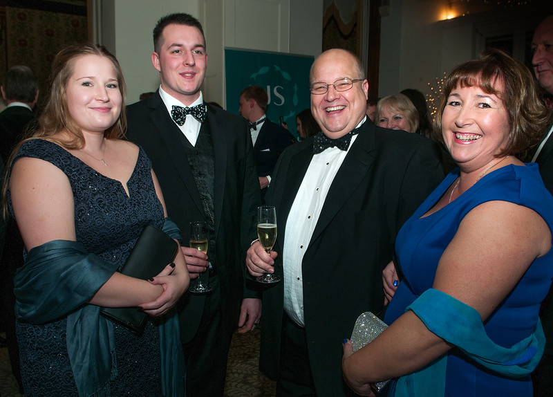 Sophie Whitehead, Adam Whitehead, Peter Whitehead and Pam Whitehead