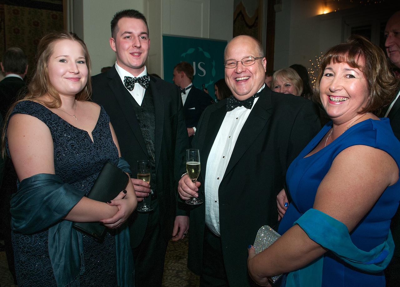 Sophie Whitehead, Adam Whitehead, Peter Whitehead and Pam Whitehead