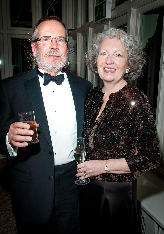 John & Sylvia Puckett of J & S Fresh Fish.