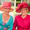 LtoR Irene Dalzell and Margaret Wellington.