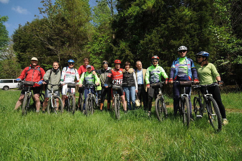 Happy Bikers